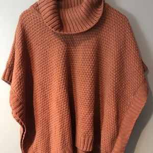 Charolette Russe sweater shawl | size S |